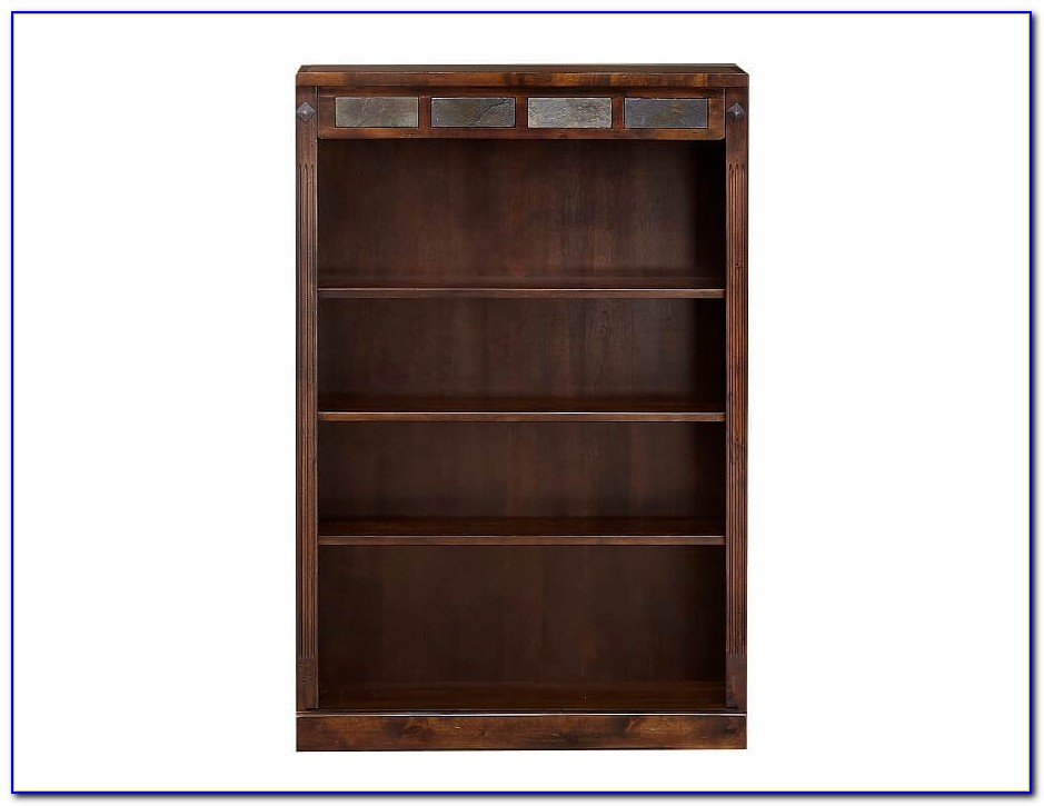 Dark Oak Bookcase Ebay