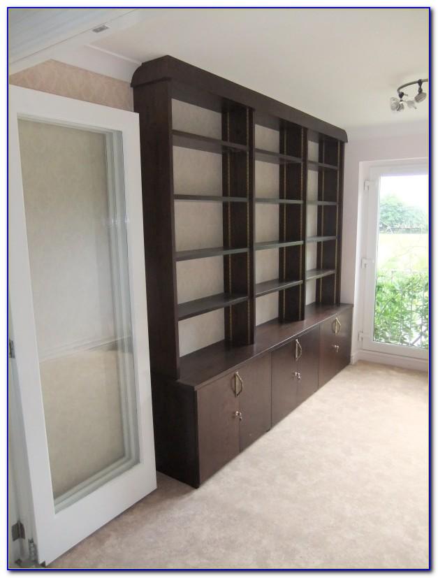 Dark Oak Bookcases Uk