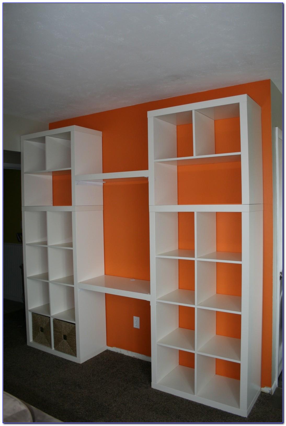 Desk And Bookcase Set Ikea