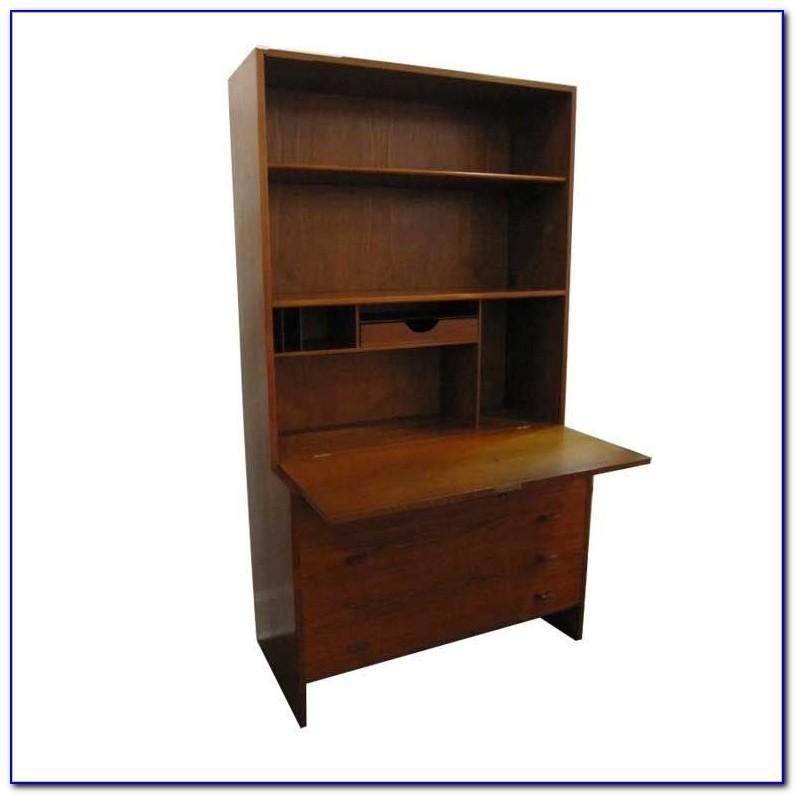 Desk With Bookcase Ikea