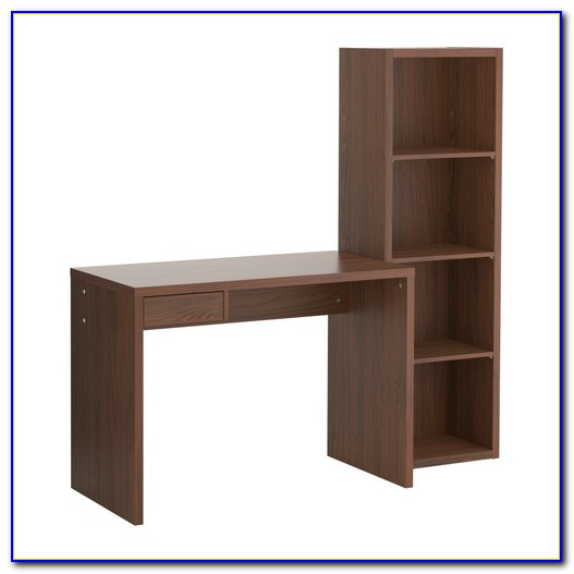 Desks With Bookcase Attached