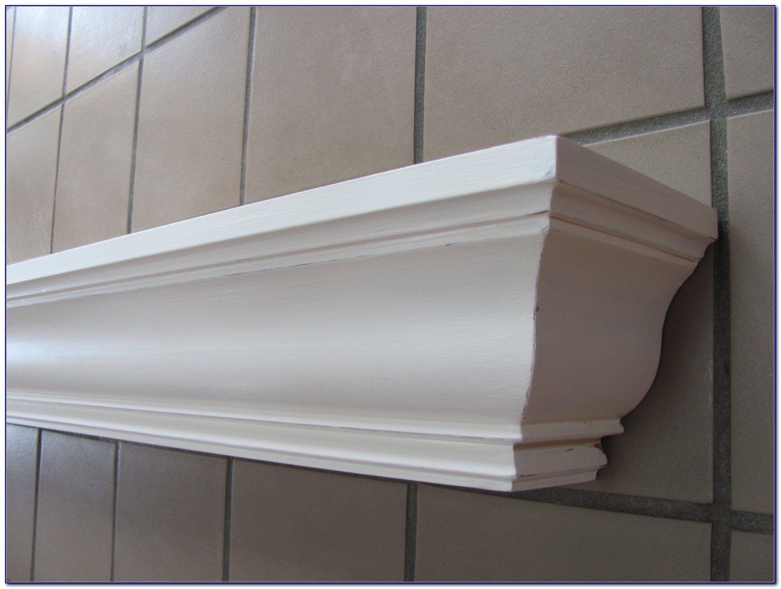 Diy Bookcase Crown Molding
