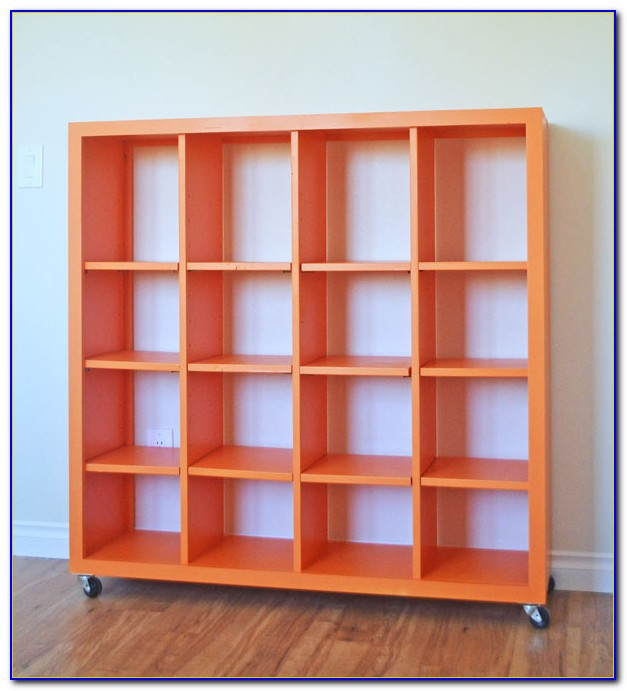 Diy Cube Shelving Unit