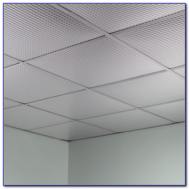 Drop Ceiling Tiles 2x2 White