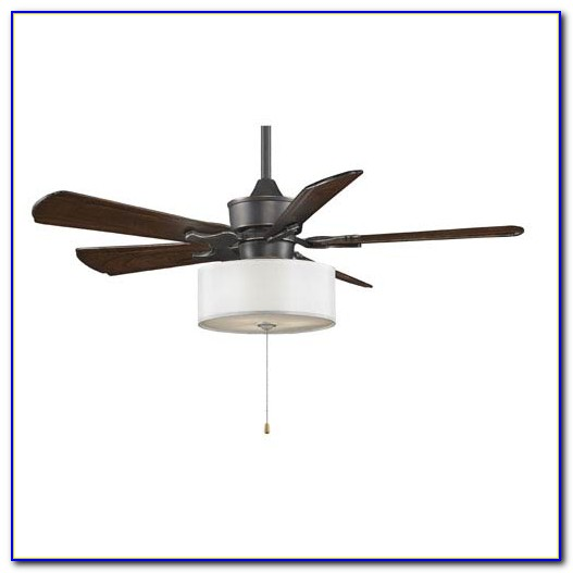 Drum Light Ceiling Fan