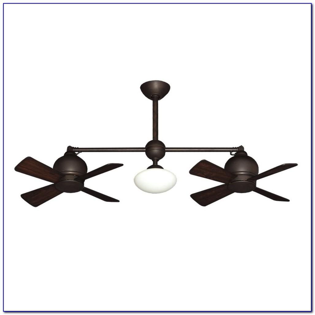 Dual Motor Ceiling Fan
