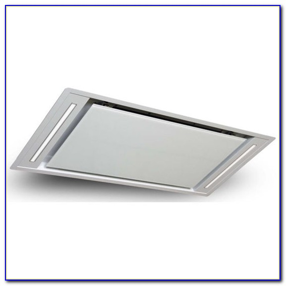 Ductless Ceiling Mount Range Hood