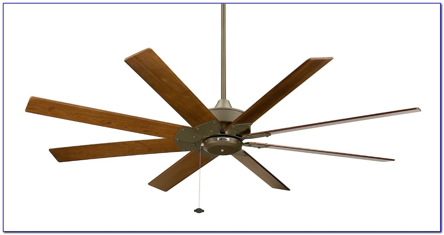 Extra Large Rustic Ceiling Fans