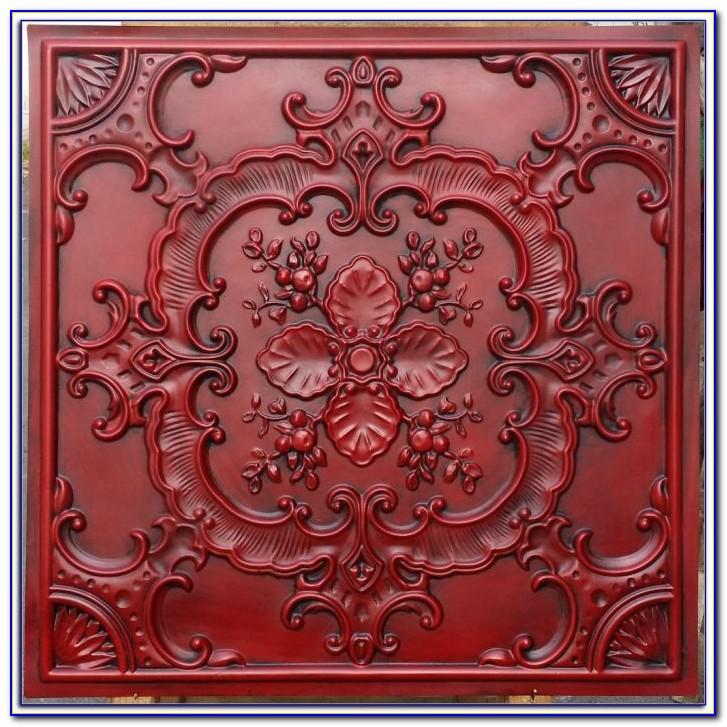 Faux Tin Ceiling Tiles Nz