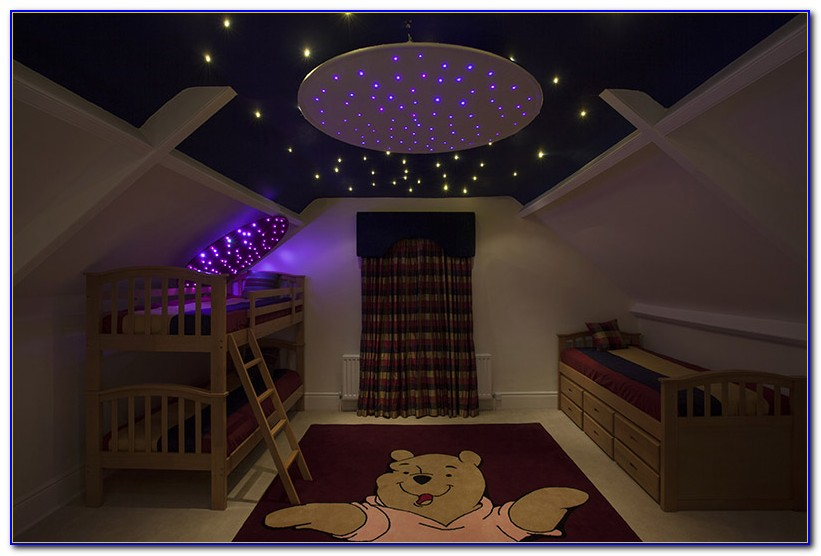 Fiber Optic Ceiling Star Lights