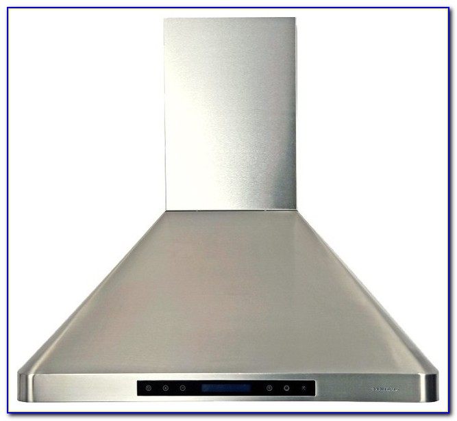 Flush Ceiling Mounted Range Hood