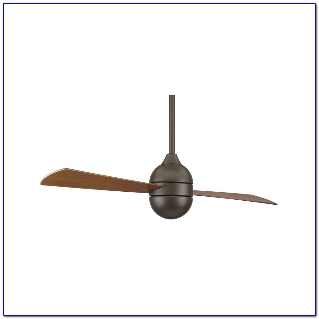 Flush Mount Ceiling Fans Lights Remote Control
