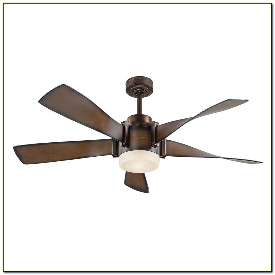 Flush Mounted Ceiling Fans With Remote Controls