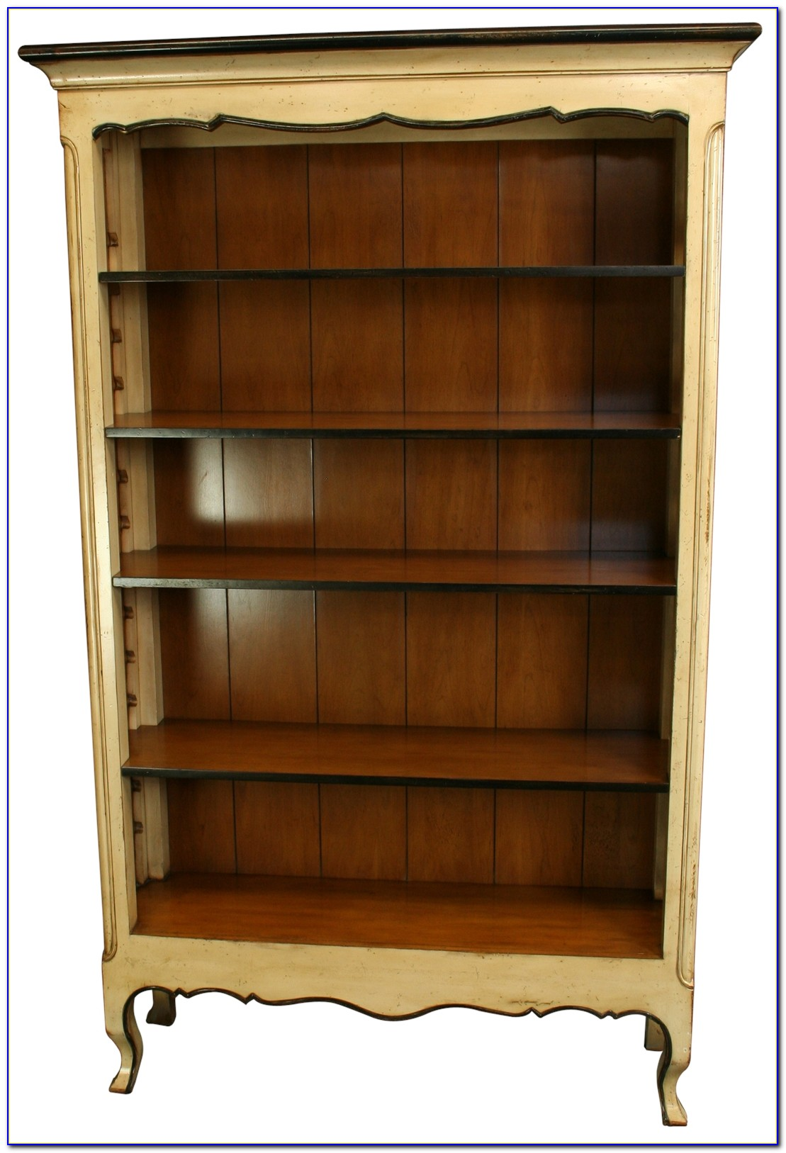 French Country Style Bookcases