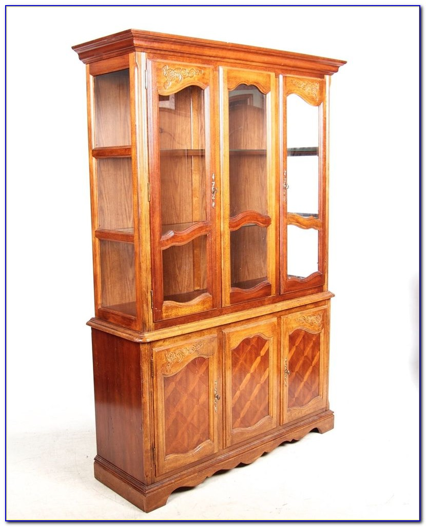 French Style Library Bookcase