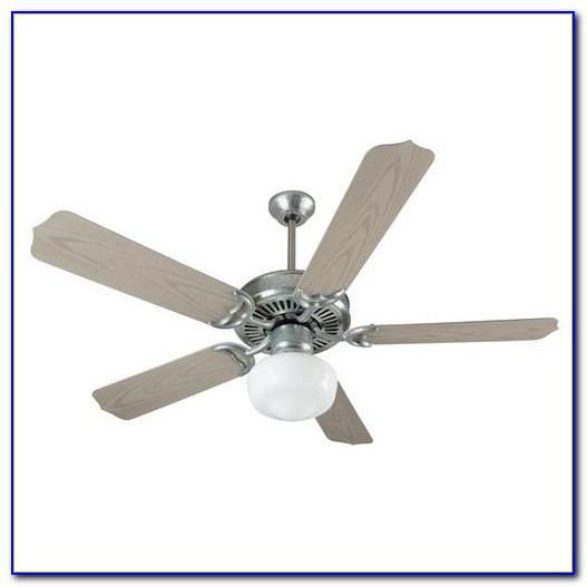 Galvanized Steel Outdoor Ceiling Fan