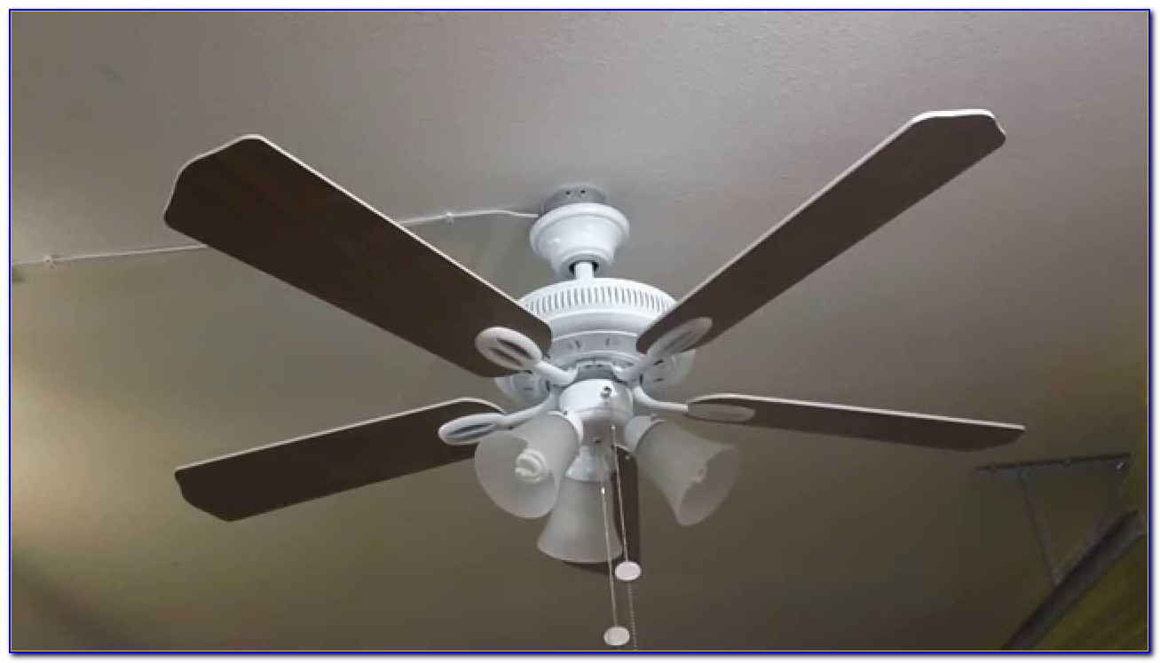 Hampton Bay 52 Ceiling Fan Flowe