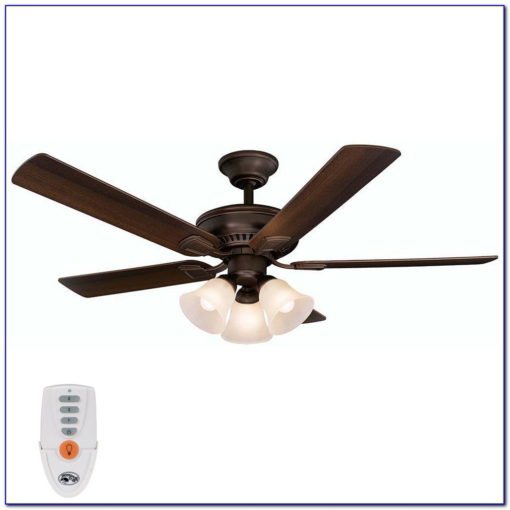 Hampton Bay Mediterranean 52 Ceiling Fan
