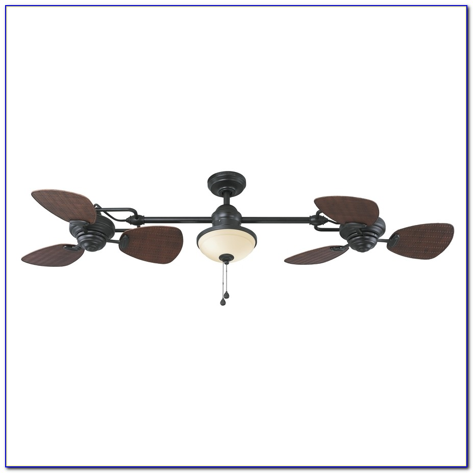Harbor Breeze Dual Blade Ceiling Fan