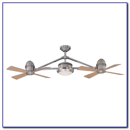 Harbor Breeze Twin Ceiling Fan