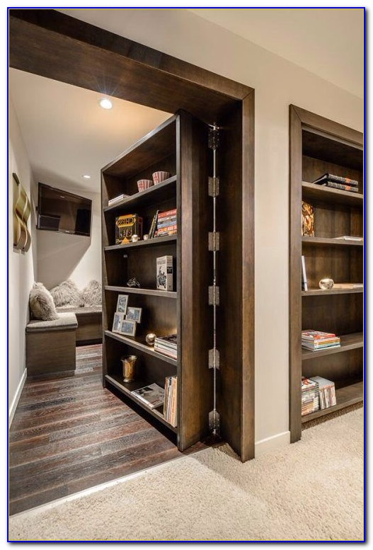 Hidden Room Bookcase Hardware