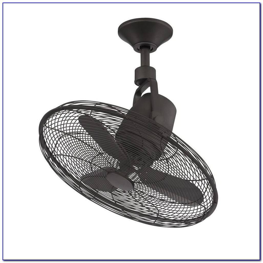 Home Decorators Small Oscillating Outdoor Ceiling Fan