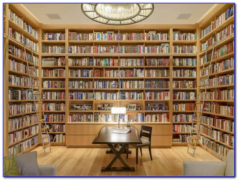 Home Library Bookcases Furniture