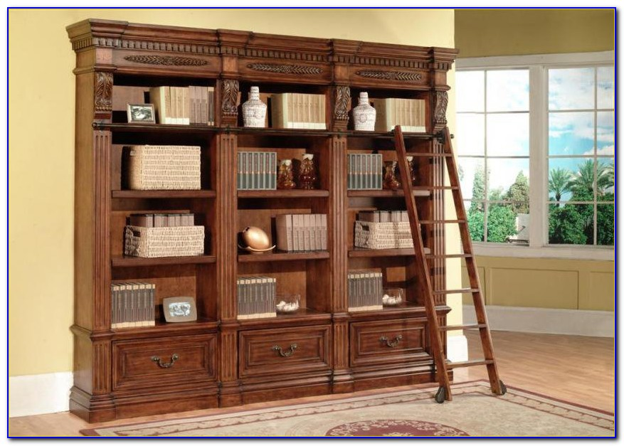 Home Library Design Ideas Bookcases
