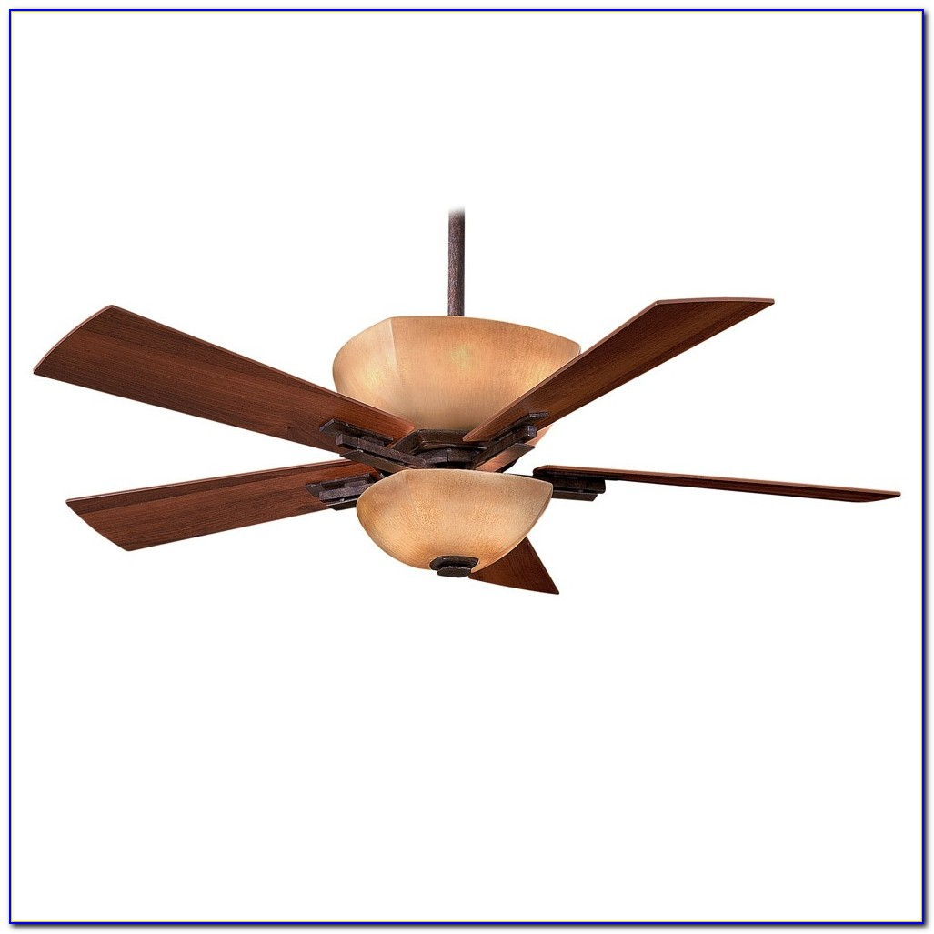 Hugger Ceiling Fan With Uplight