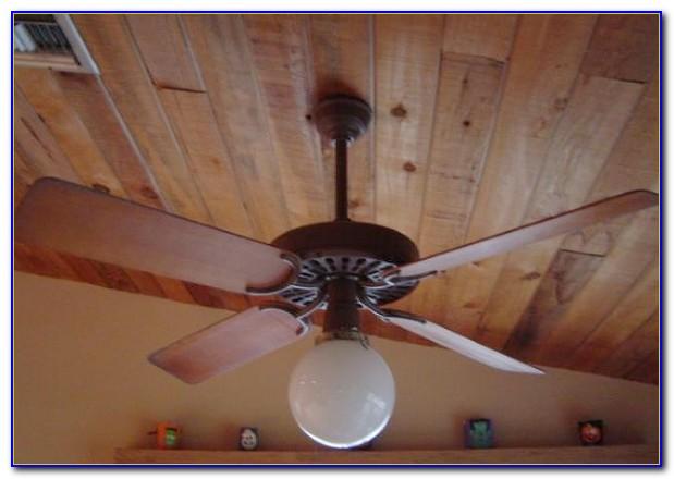 Hunter Original Ceiling Fan Maintenance