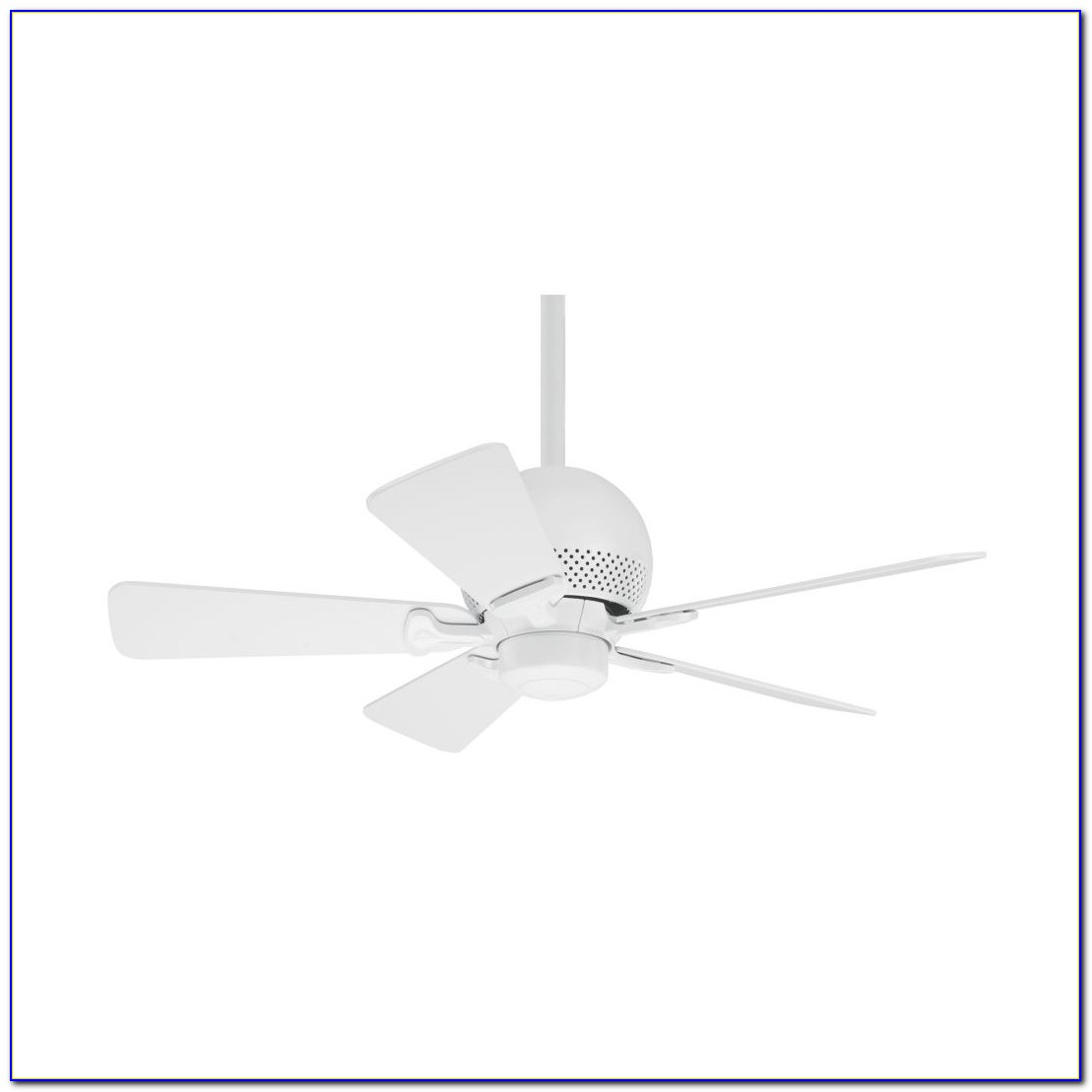 Hunter White Ceiling Fan 52