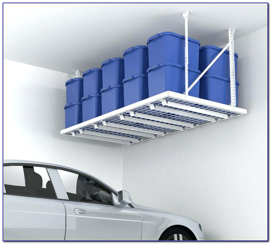 Hyloft Steel Ceiling Storage Unit