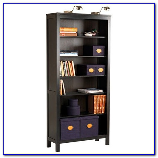Ikea Billy Bookcase Black Brown Uk