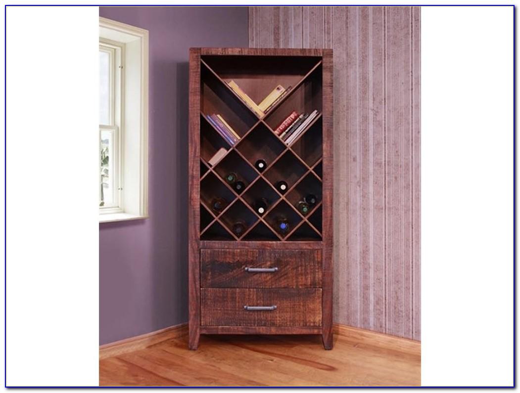 Ikea Bookcase Wine Rack