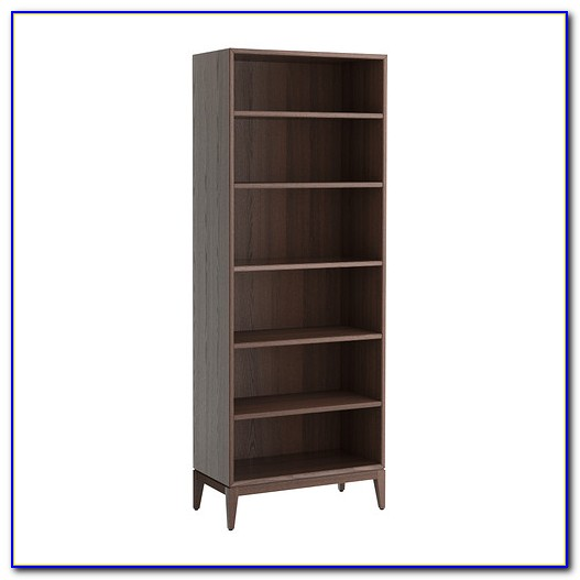 Ikea Dark Wood Bookcase