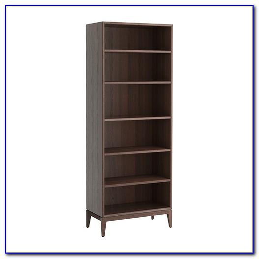 Ikea Dark Wood Bookcase