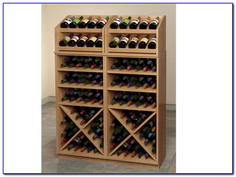 Ikea Expedit Bookcase Wine Rack