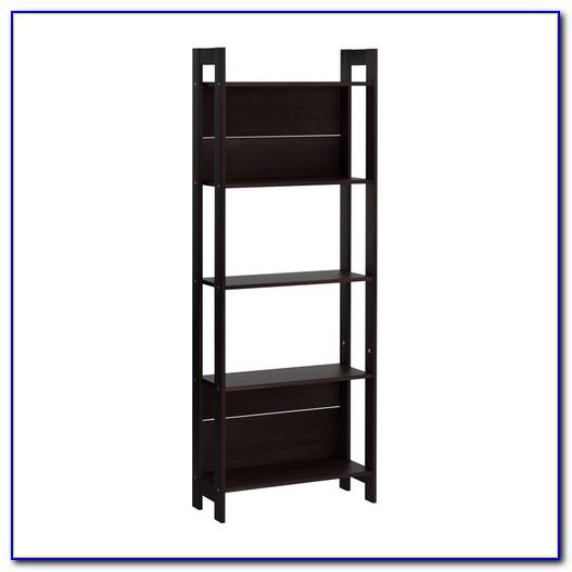 Ikea Floating Shelves Black Brown