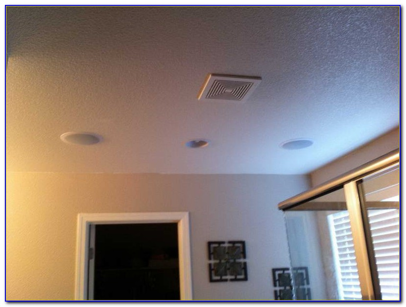 In Ceiling 5.1 Surround Sound Speakers