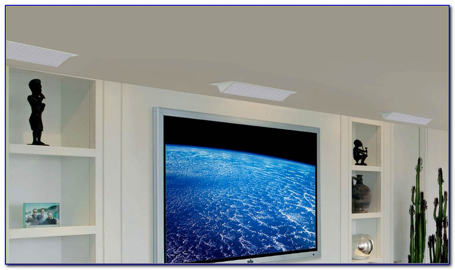 In Ceiling Surround Sound Kit