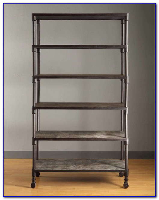 Industrial Furniture Bookcase
