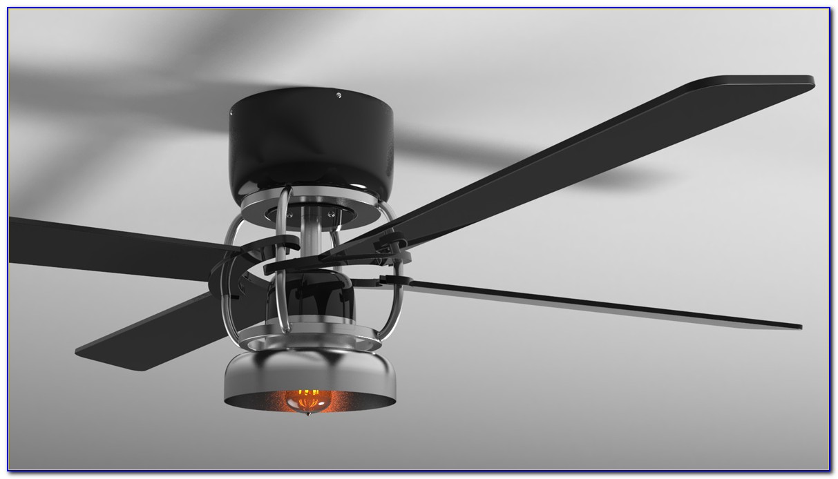 Industrial Style Ceiling Fan Uk
