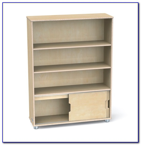 Jonti Craft Bookcase