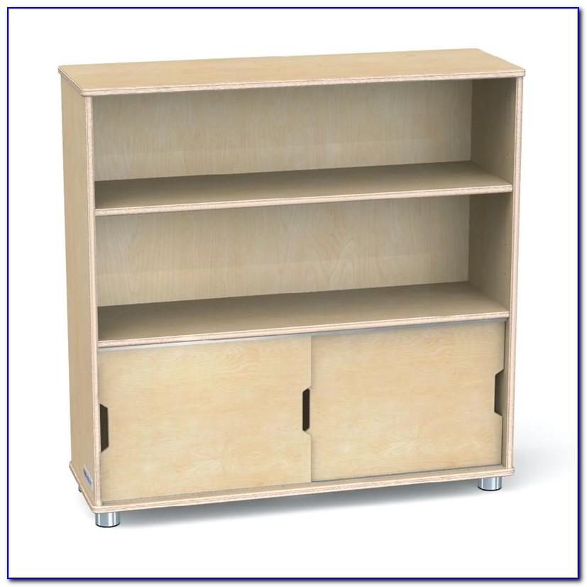 Jonti Craft Mobile Adjustable Bookcase