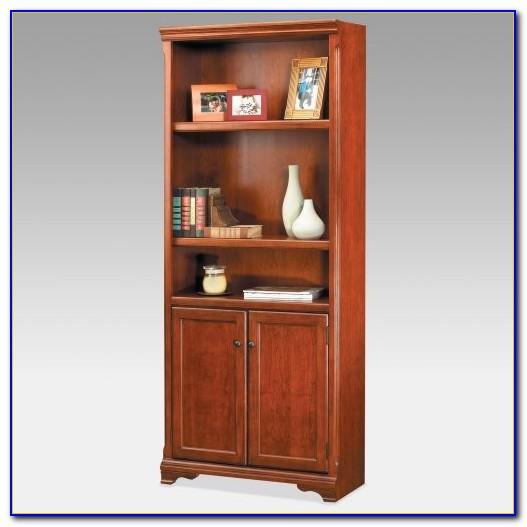 Kathy Ireland White Bookcases