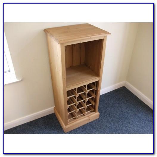 Ladder Bookcase Wine Rack