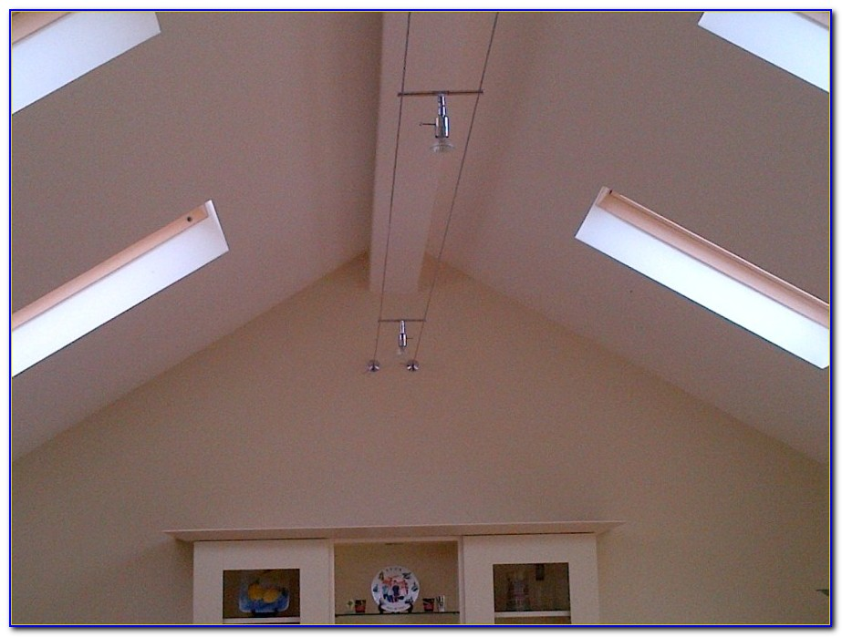 Lighting For Cathedral Ceilings