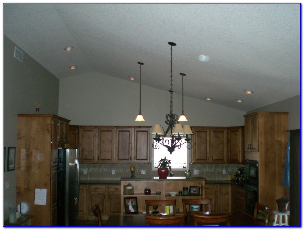 Lighting For Vaulted Ceilings In Living Room