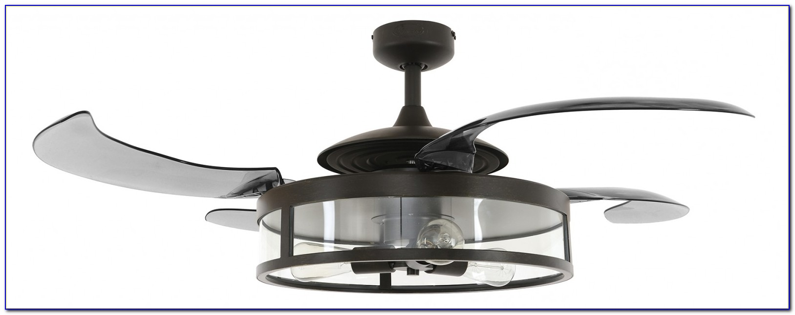 Martec Retractable Blade Ceiling Fan