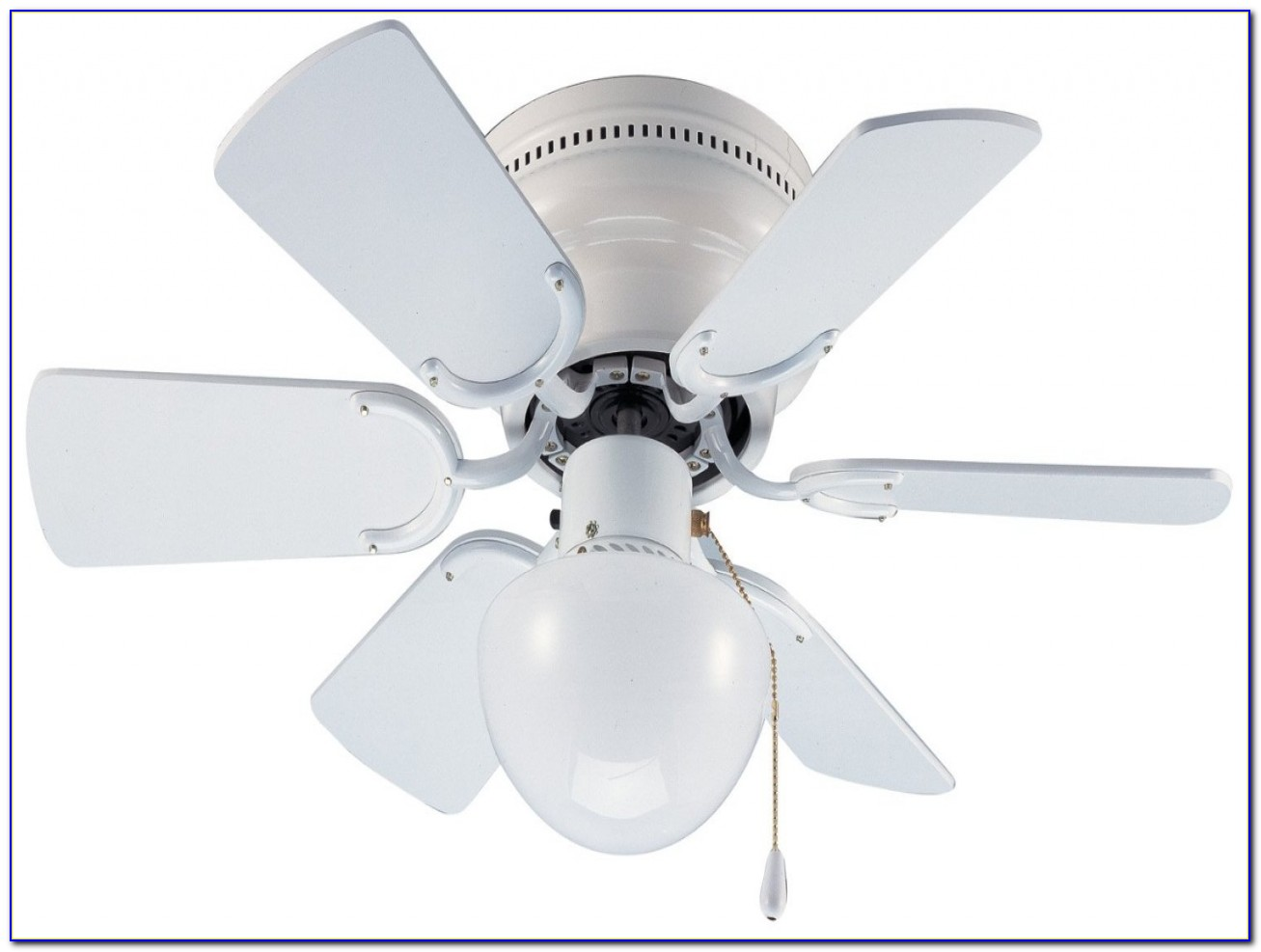 Mini Flush Mount Ceiling Fans
